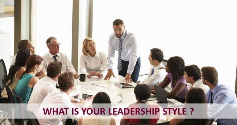 What is your leadership style ?